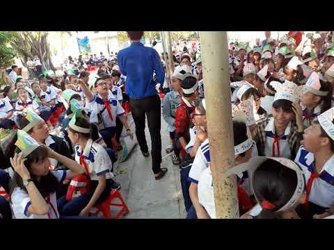 """Hội thi """"Vui để học"""" của trường THCS Quách Văn Phẩm"""