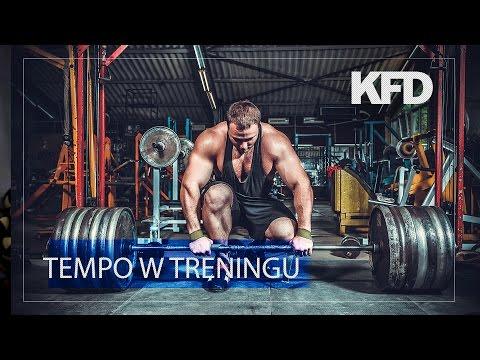 Zwiększenie intensywności mięśnia