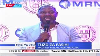 Washindi watano wa tuzo za fasihi ya Kiswahili watuzwa