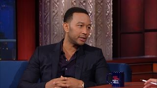 John Legend Talks Ending Mass Incarceration