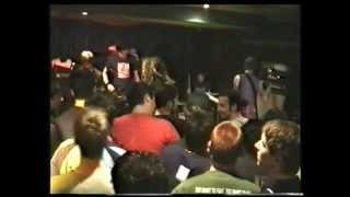 Strike Anywhere- Laughter In A Police State  (Live @ The Green Room, Melbourne AUS 03AUG2003)