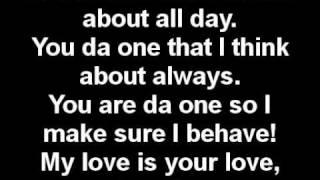 Rihanna - You Da One (LYRICS)