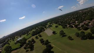 Chasing a Fixed Wing!
