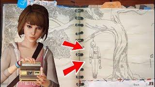MAX CAULFIELD EASTER EGG! | Life is Strange: Before the Storm (Dream Scene)
