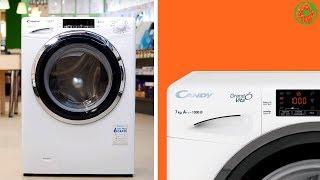 Какие бывают современные стиральные машины? ✅ На примере Candy GVS4137THN3/1-S