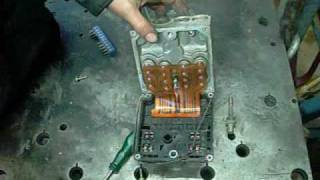 Bosch Car ABS Controller Block Autopsy
