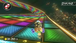 N64 Rainbow Road - 1:16.532 - Fλ★Solaire (Mario Kart 8 World Record)