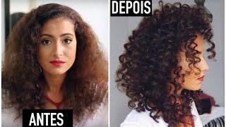 Cachos IMPECÁVEIS Sem Baby Liss - Coquinho/ Bantu Knot | Mari Morena