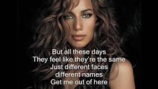 Leona Lewis - Happy LYRICS