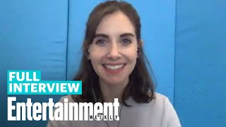 Alison Brie On 'Community' Season 3 | EW's Binge | Entertainment Weekly