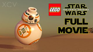 LEGO Star Wars: The Force Awakens FULL MOVIE | Gameplay, Ending, Cutscenes / Cinematics