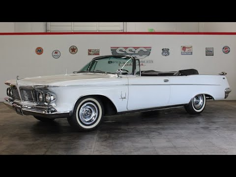 Video of '62 Imperial - PUQQ