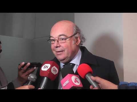 Video: El procurador Abel Cornejo visitó el Senado de la Provincia