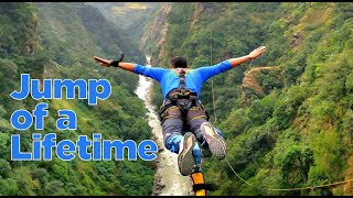 Bungy Jumping In Nepal | Best Video Ever | The Last Resort