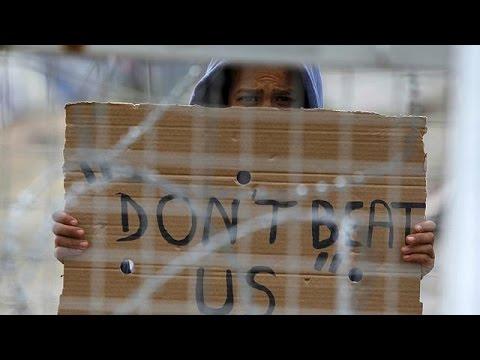 Ειδομένη: Μικροένταση από φήμες για άνοιγμα των συνόρων