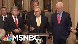 NYT: GOP Pressuring Mitch McConnell To End Shutdown   Hardball   MSNBC
