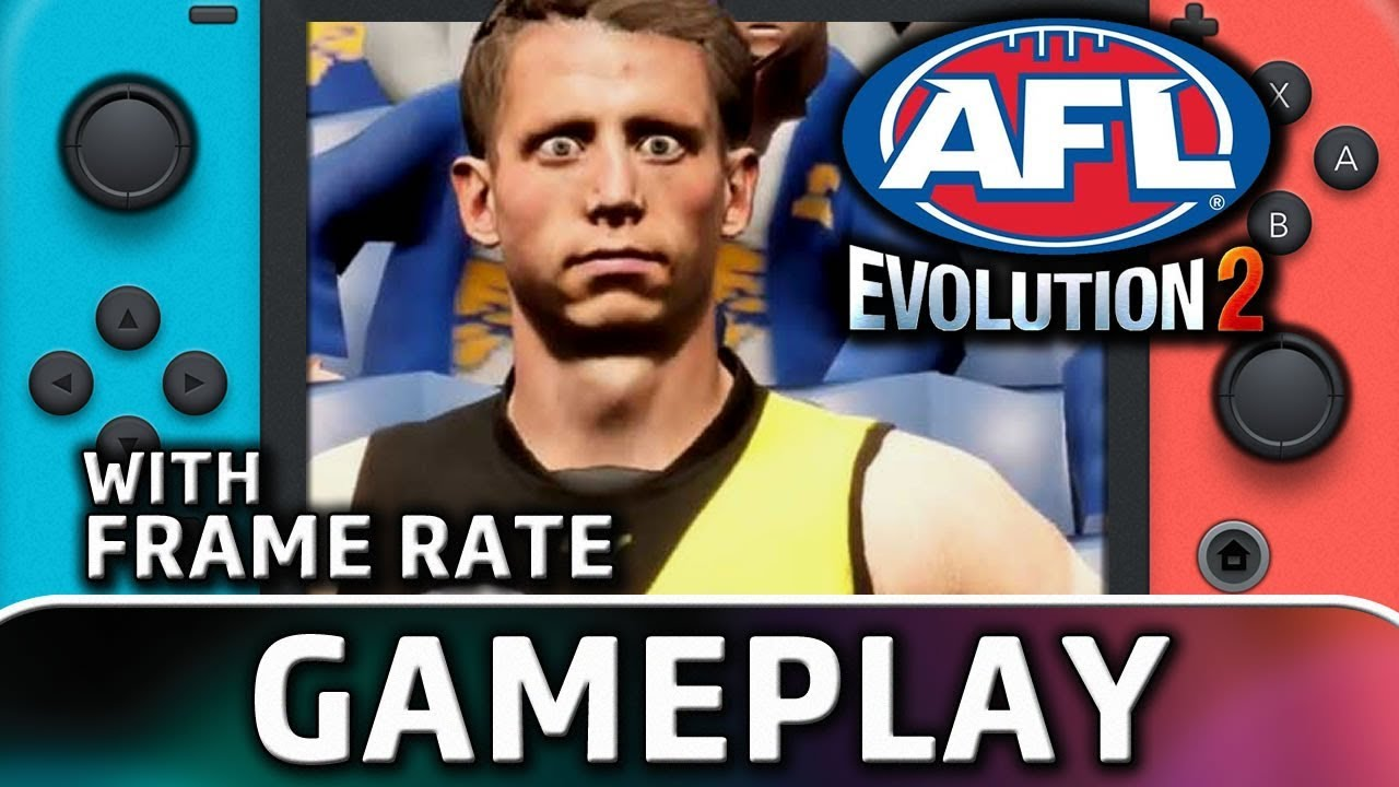 AFL Evolution 2 | Nintendo Switch Gameplay
