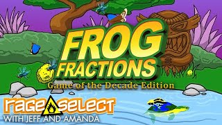 Frog Fractions: Game of the Decade Edition (The Dojo) Let's Play