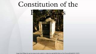 Constitution of the Philippines