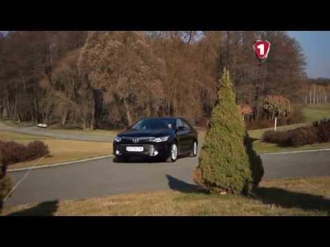 Toyota  Camry Седан класса E - тест-драйв 3