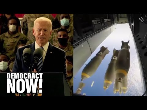 """U.S. Led 2020 Nuclear Weapons Spending; Now Biden Going """"Full Steam Ahead"""" on Trump's Nuclear Plans"""