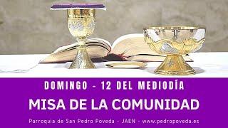 Misas del 20 y 21 de febrero