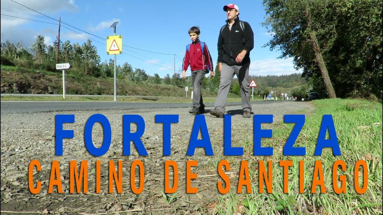 Educar la Fortaleza - Camino de Santiago
