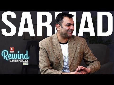 Sarmad Khoosat Talks About Marriage, Divorce and Dolls on Rewind with Samina Peerzada | Ep 16