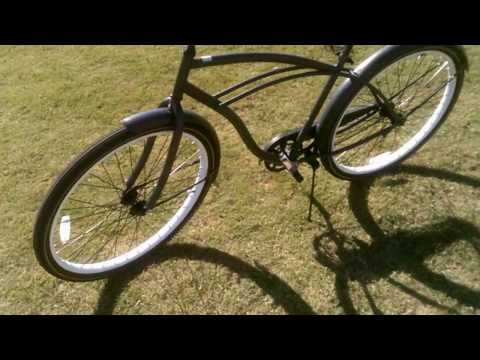 Huffy Millennial cruiser bike review.