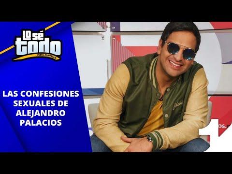Las Confesiones Sexuales De Alejandro... Alejandro Palacio