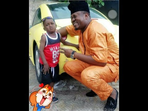Nollywood Actor Moyiwa Ademola support a new discovered hillarious small boy Taju