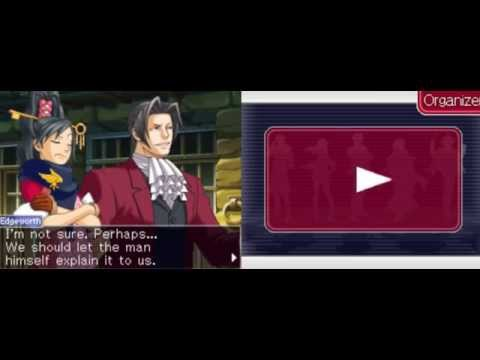 ace attorney investigations: miles edgeworth: prosecutors path.