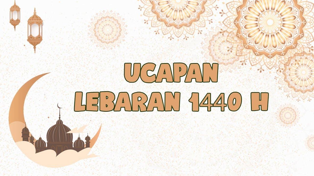 Kumpulan Ucapan Hari Raya Idul Fitri Dalam Berbagai Bahasa, Cocok