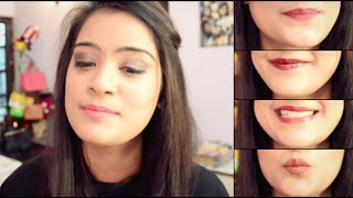 Image for video on Top 5 Drugstore Lipsticks For Party/Winter Season by Aarushi Jain