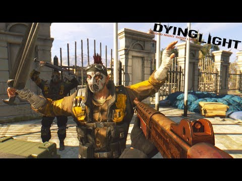 Dying Light: Brutal & Epic Zombie Slaying - Free Roam Gameplay #95