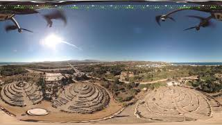 Ep. 80 A birds view seen with VIRB-360 VR
