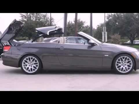 2009 BMW 328i Convertible w/Heated Seats & Sport Wheels Dall