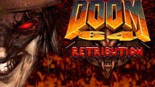 Doom 64: Retribution - Titlemap (Bonus Fun Level)