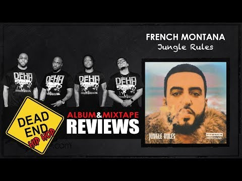 French Montana - Jungle Rules Album Review | DEHH