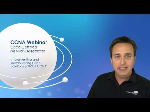 Surprise Topics on the New CCNA 200-301 Exam - YouTube