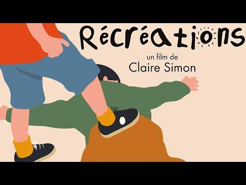 Récréations (Documentaire de Claire Simon) Film-Annonce - le 14 novembre 2018 au cinéma