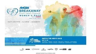 Watch the Amgen Breakaway from Heart Disease Women's Race empowered with SRAM Recap Show