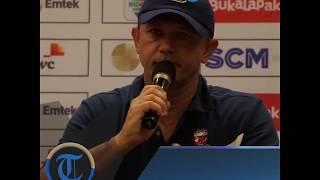 Madura United Bawa Kekuatan Penuh Hadapi Bali United
