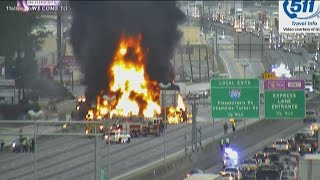 I-85 fire: Roads reopen, victim names released, a deeper look at ATL interstate safety