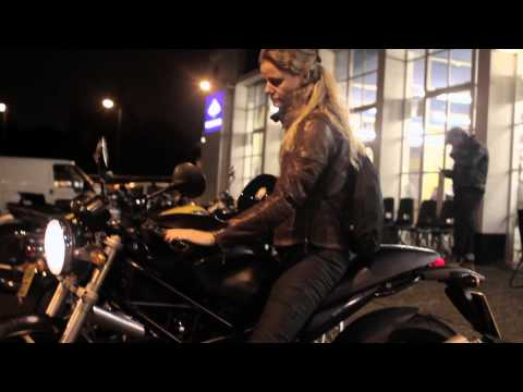 Cafe Racer Video
