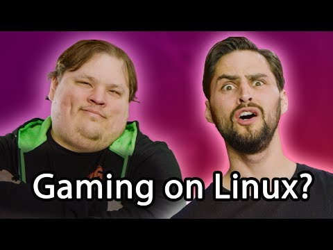 Microsoft Should be VERY Afraid - Noob's Guide to Linux Gaming