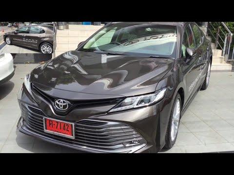 All New Camry 2.5 G Vellfire Toyota 2 5 ราคา 1 599 000 บาท Carshow Video Free Music 2019 ร น 5g 8at 589