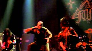 Dark Funeral - Enriched By Evil live in Athens 2012