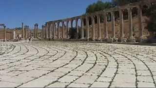 preview picture of video 'Jarash - Jordania'