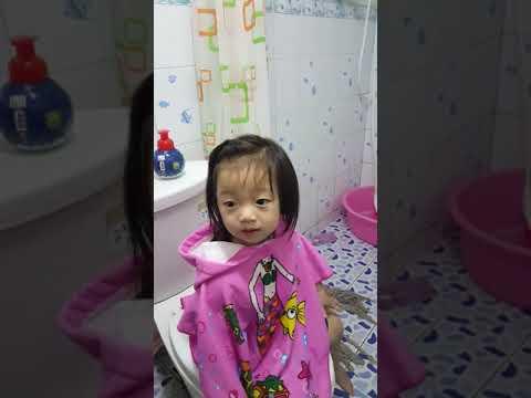ล้างจมูกเด็ก 1ขวบ10เดือน